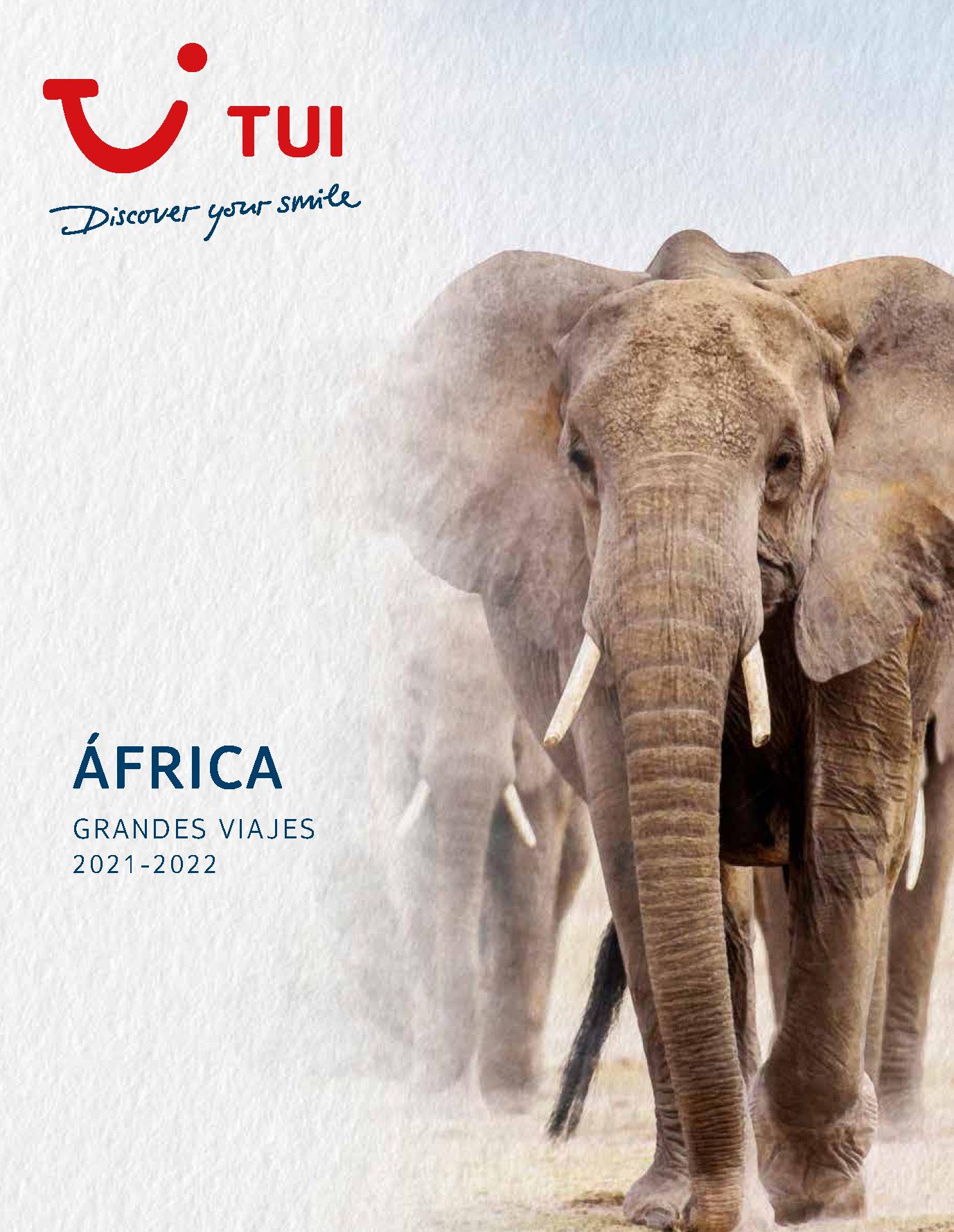 Catalogo TUI Ambassador Tours Africa 2021-2022