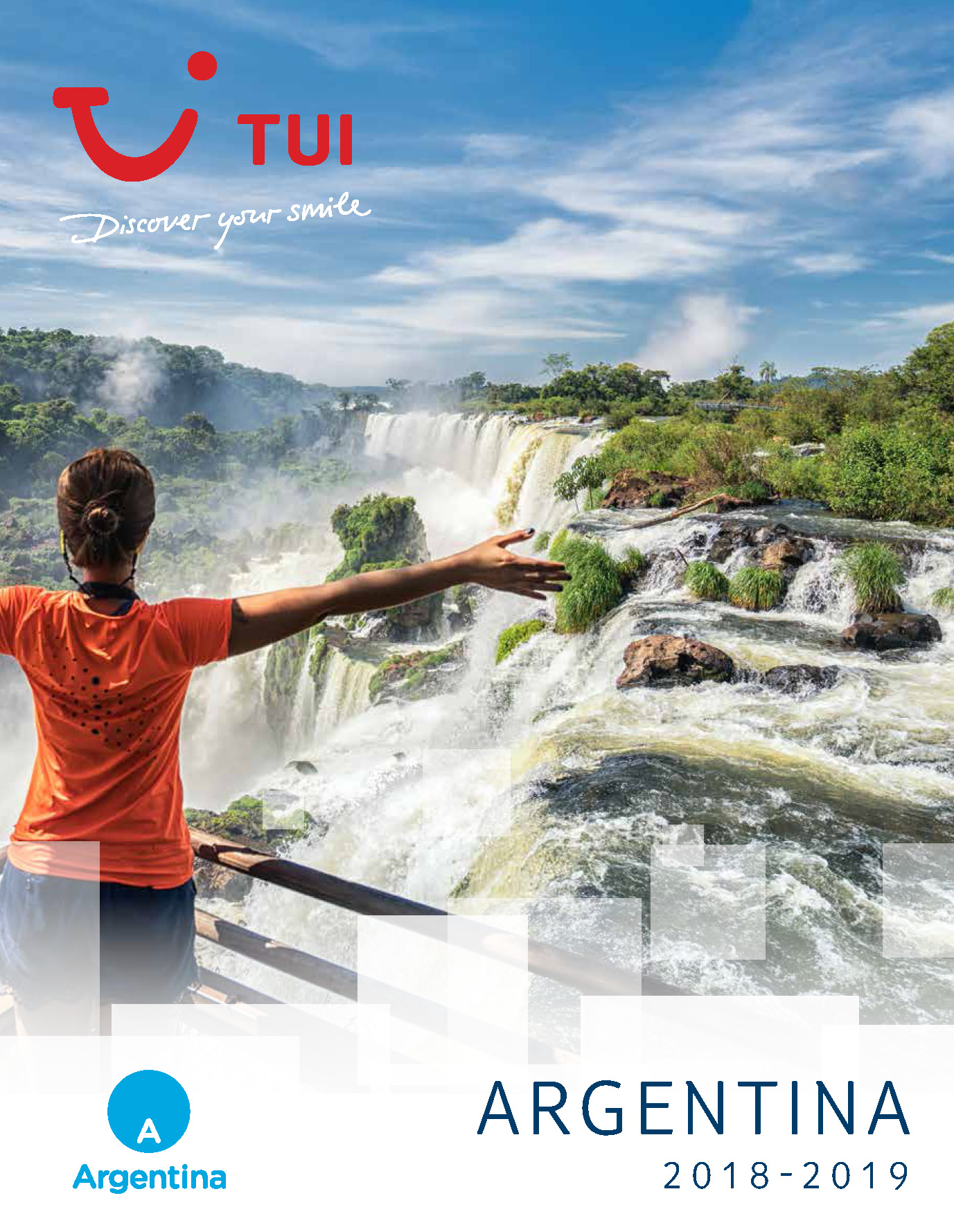 Catalogo TUI Ambassador Tours Argentina 2018-2019