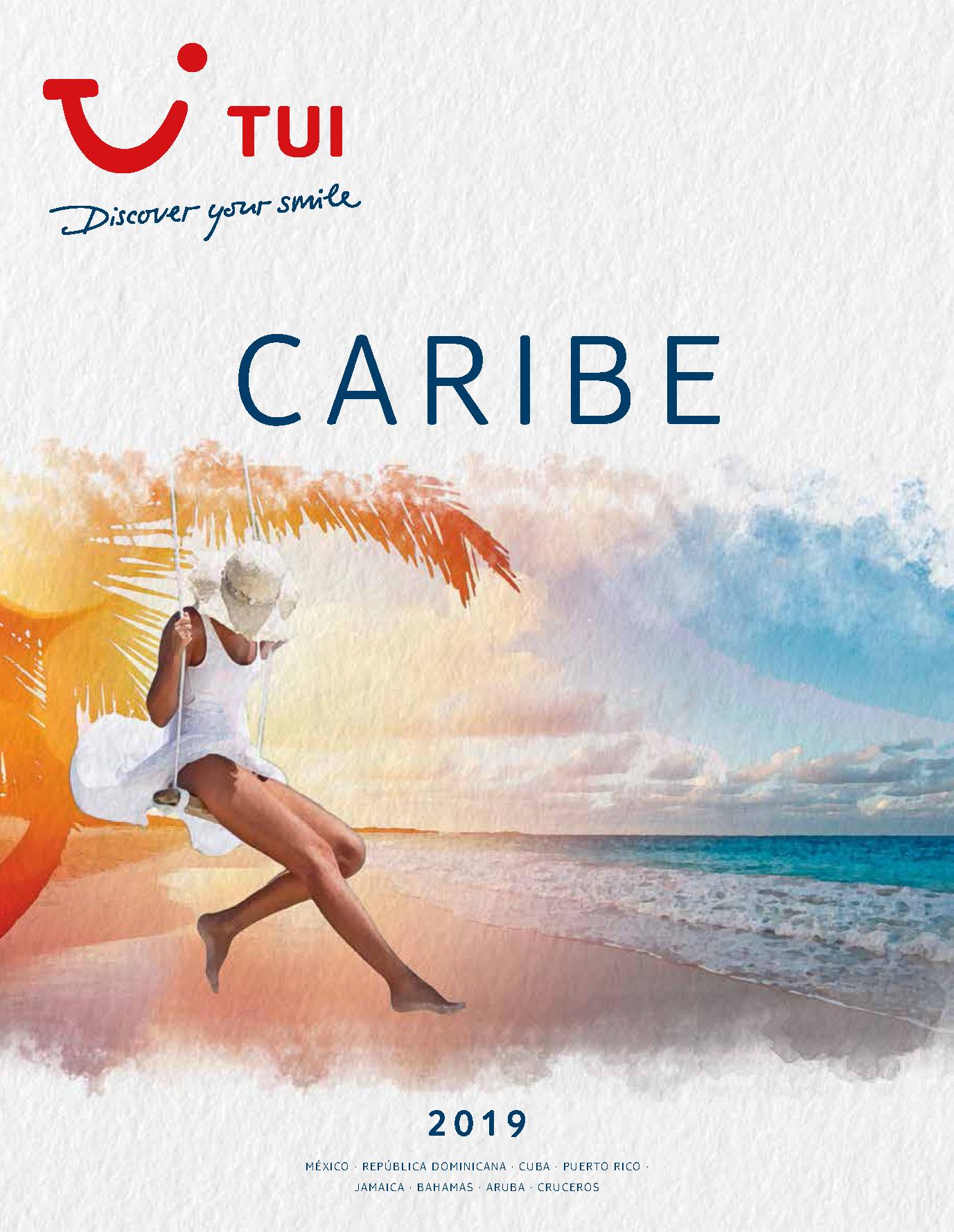 Catalogo TUI Ambassador Tours Caribe 2019