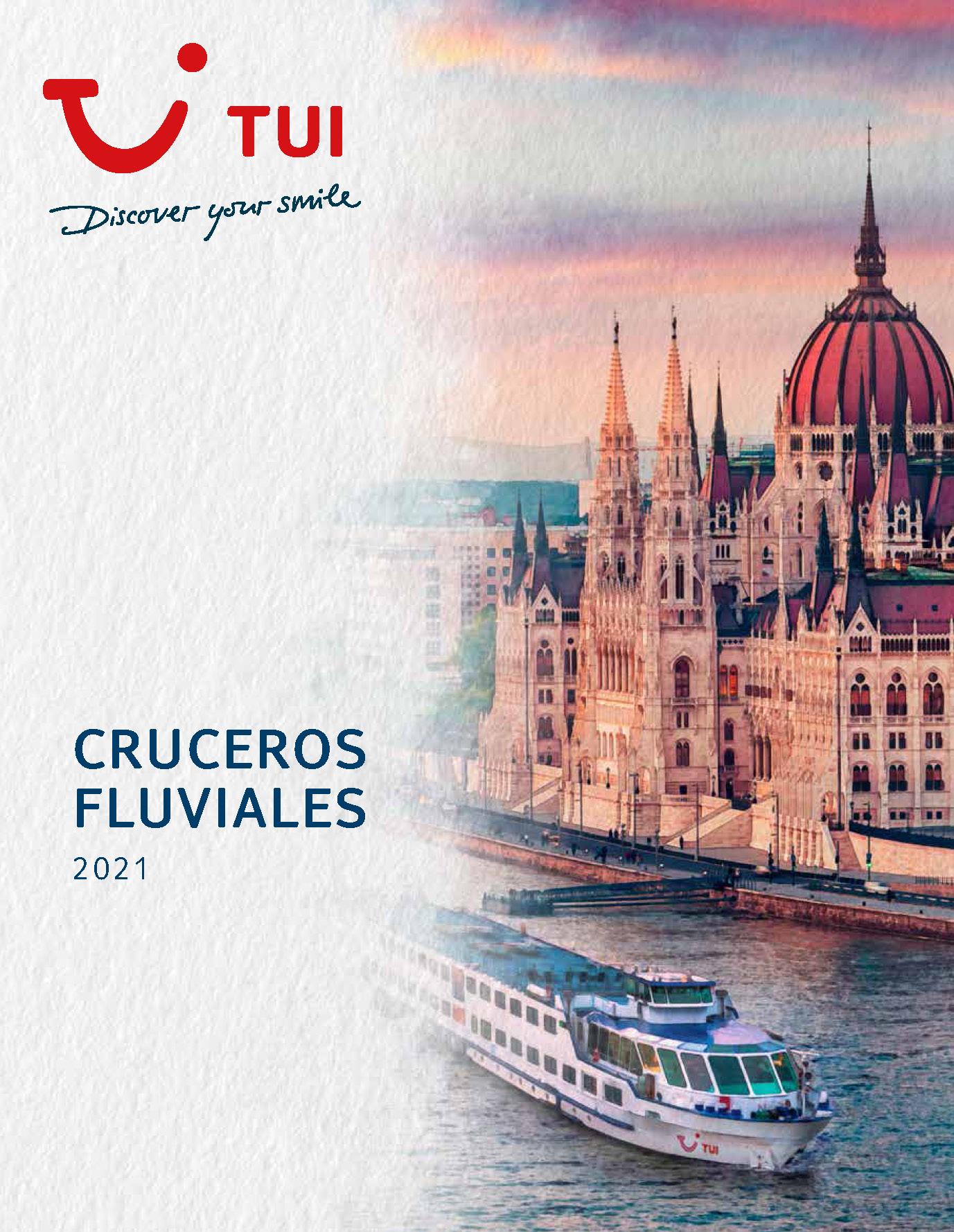 Catalogo TUI Ambassador Tours Cruceros Fluviales 2021
