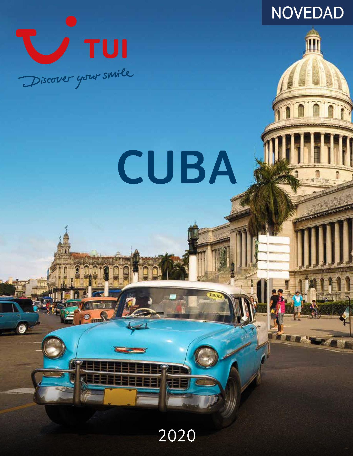 Catalogo TUI Ambassador Tours Cuba 2020