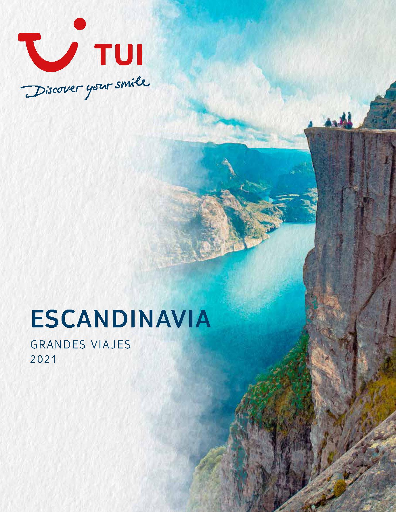 Catalogo TUI Ambassador Tours Escandinavia 2021