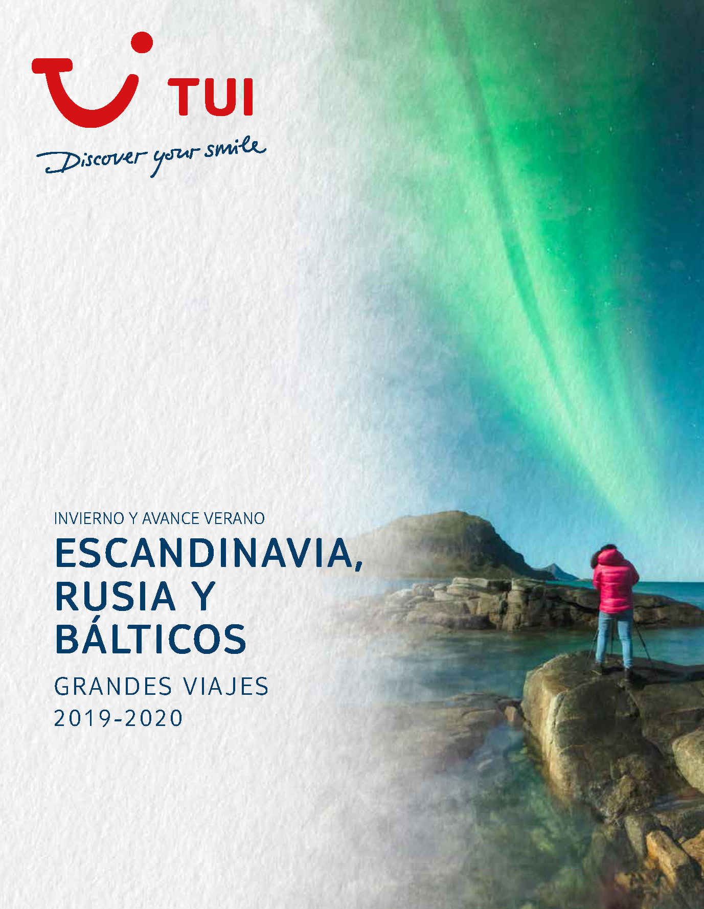 Catalogo TUI Ambassador Tours Escandinavia Rusia y Balticos 2019-2020