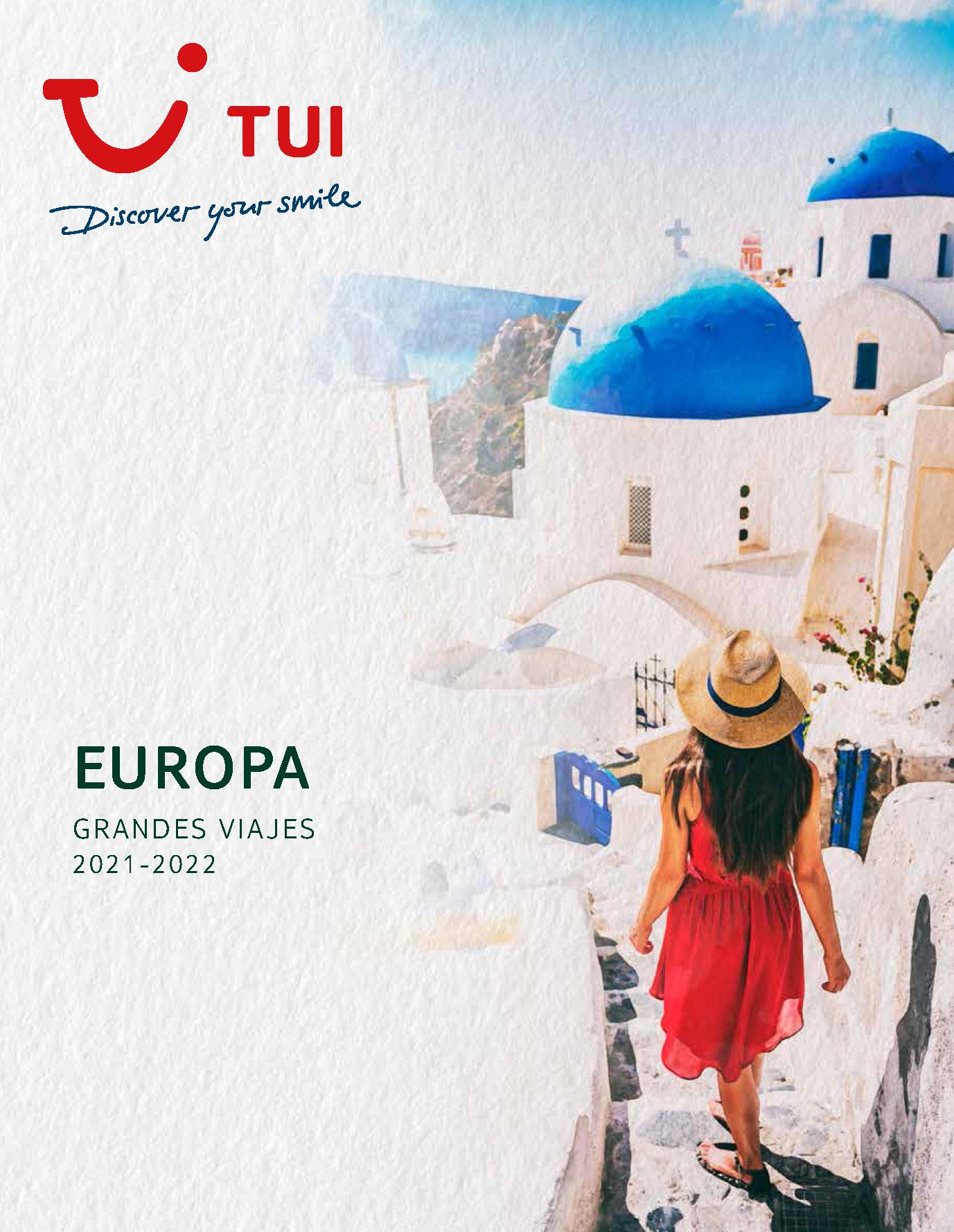 Catalogo TUI Ambassador Tours Europa 2021-2022