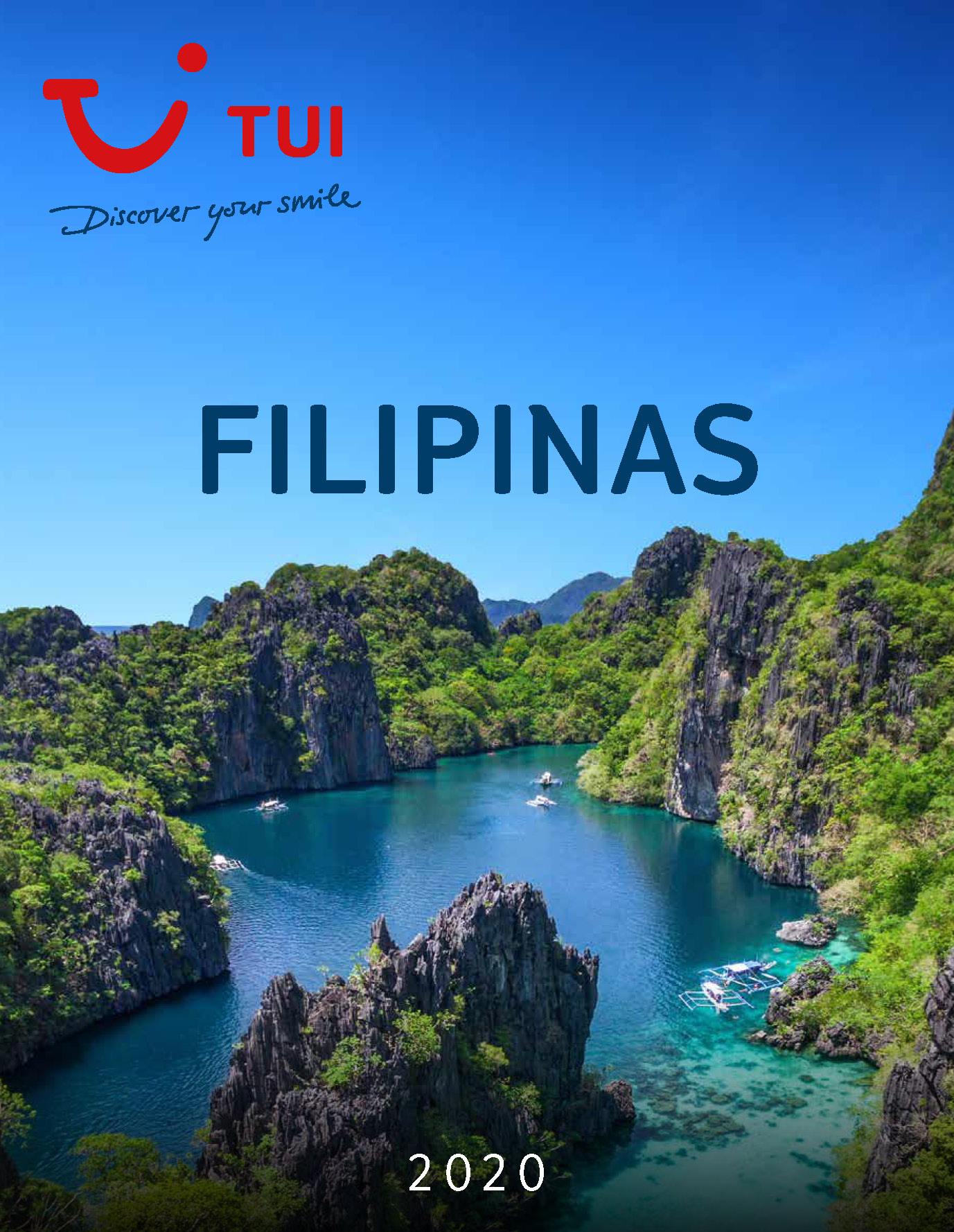 Catalogo TUI Ambassador Tours Filipinas 2020