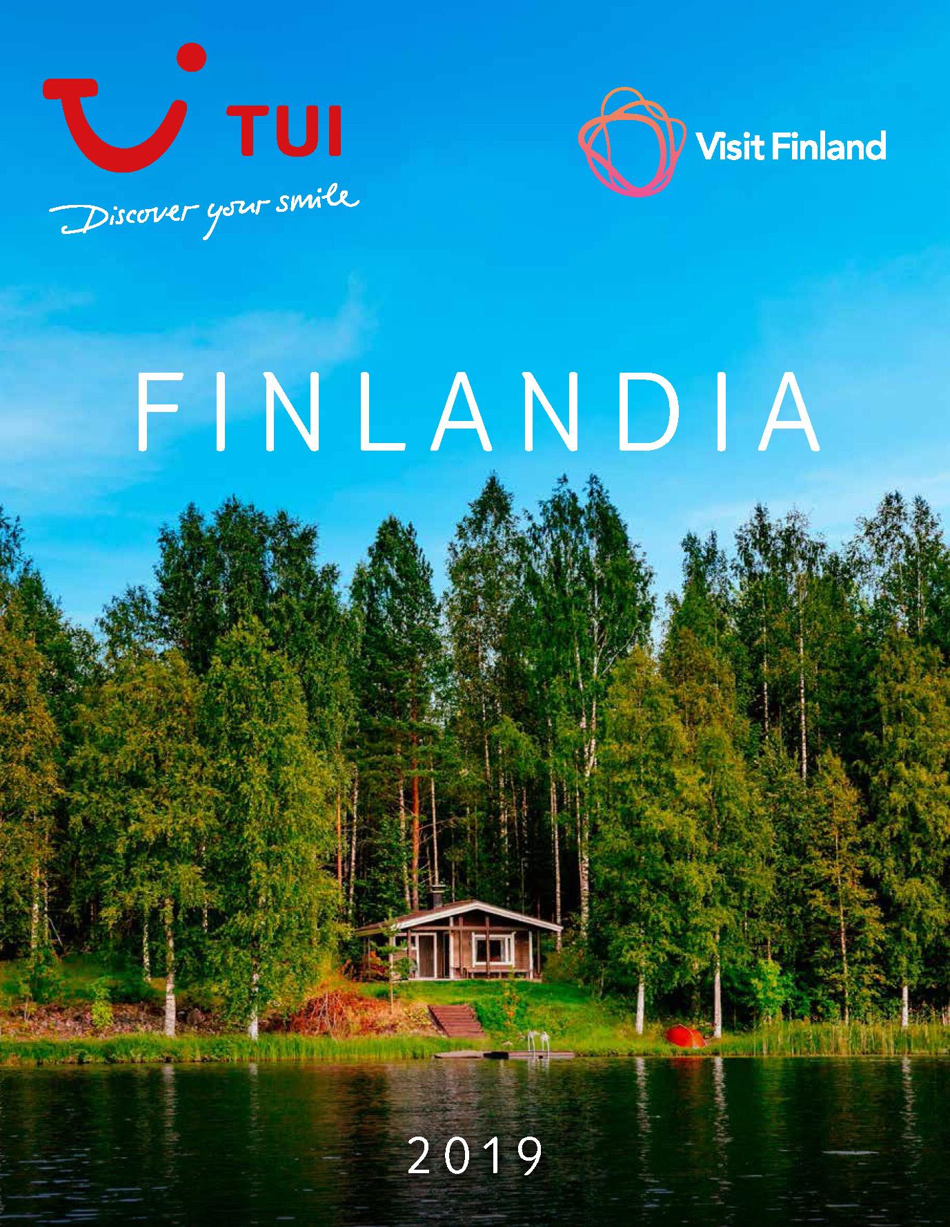 Catalogo TUI Ambassador Tours Finlandia 2019