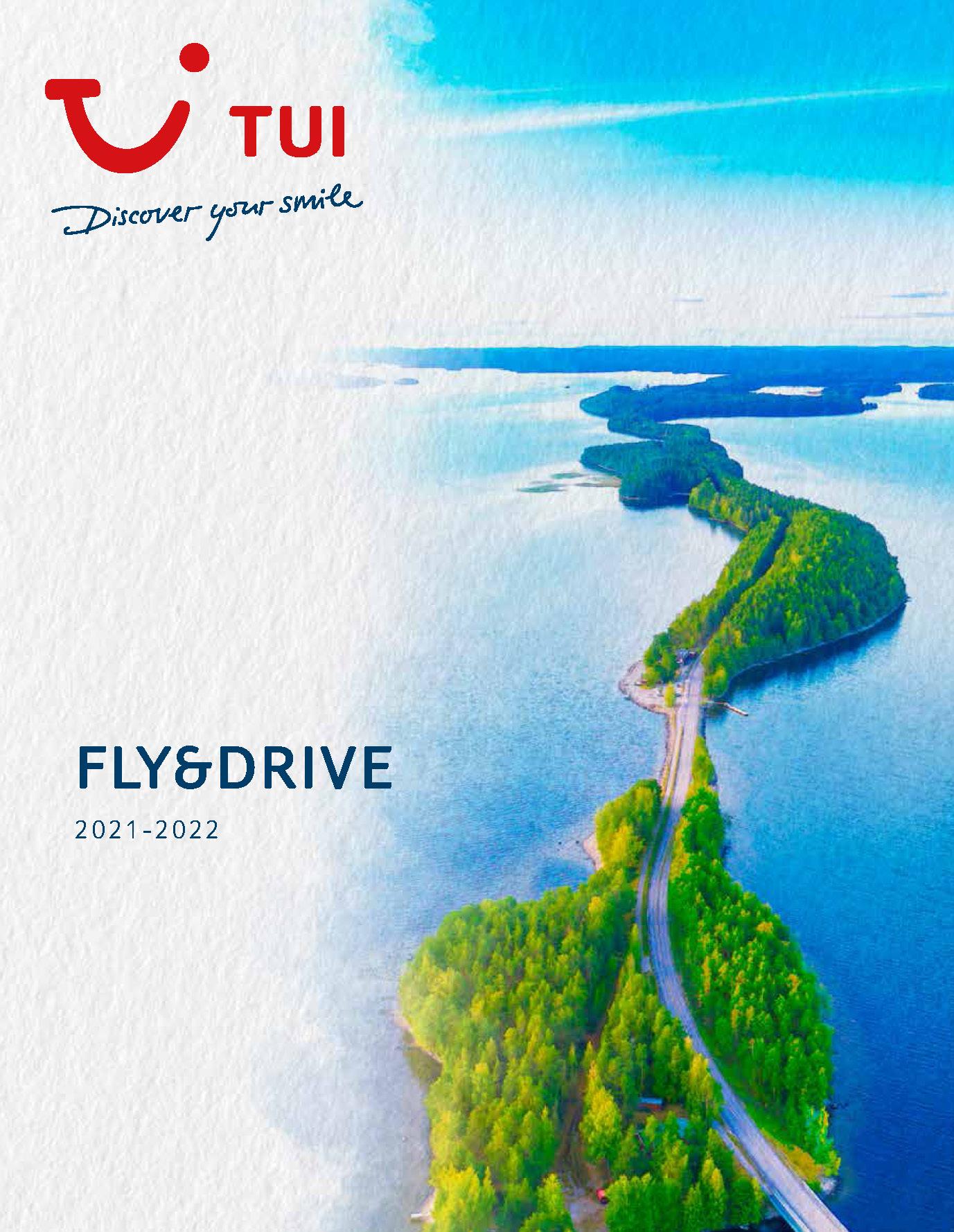Catalogo TUI Ambassador Tours Fly and Drive 2021-2022