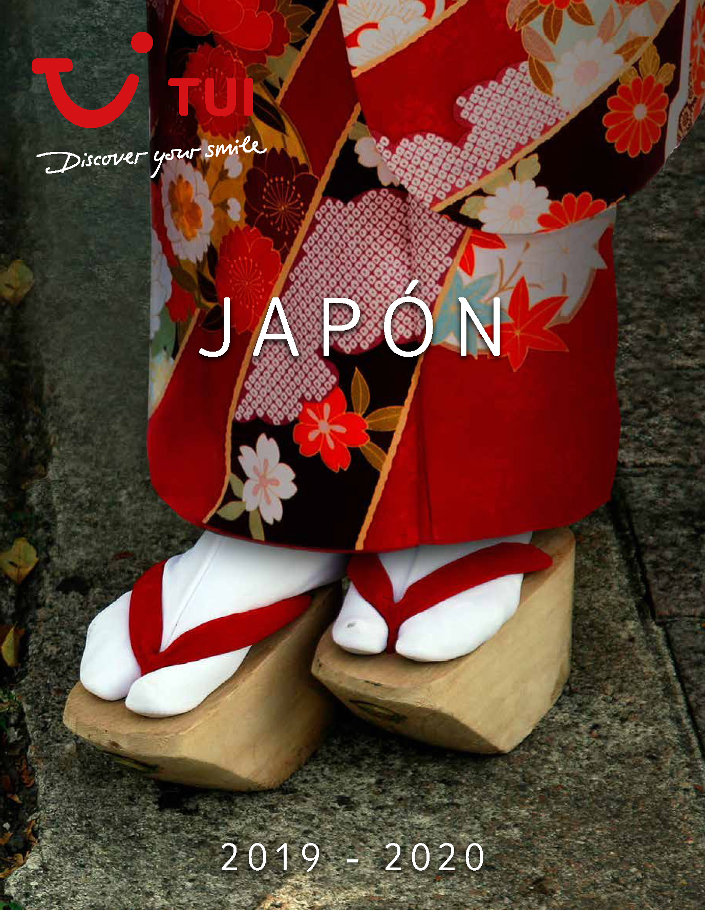 Catalogo TUI Ambassador Tours Japon 2019-2020