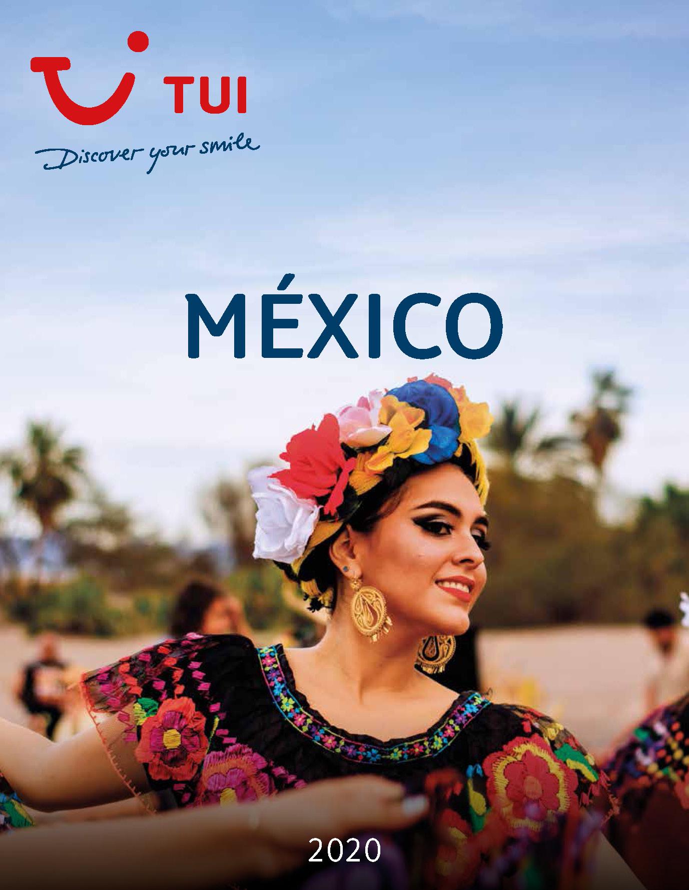 Catalogo TUI Ambassador Tours Mexico 2020