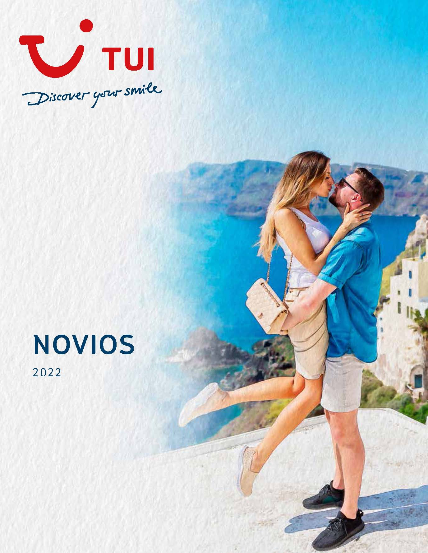 Catalogo TUI Ambassador Tours Novios 2022