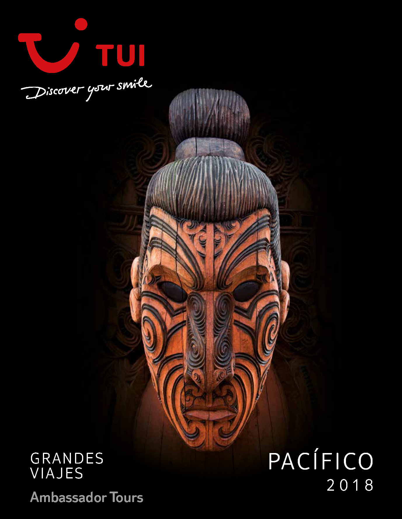 Catalogo TUI Ambassador Tours Pacifico 2018