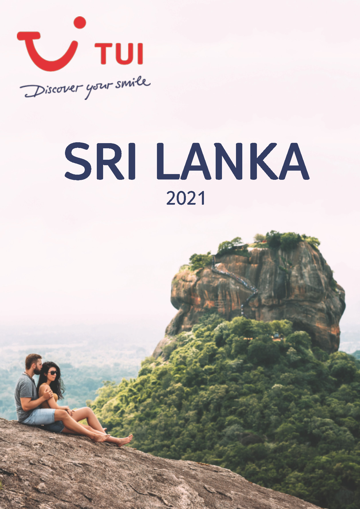 Catalogo TUI Ambassador Tours Sri Lanka 2021