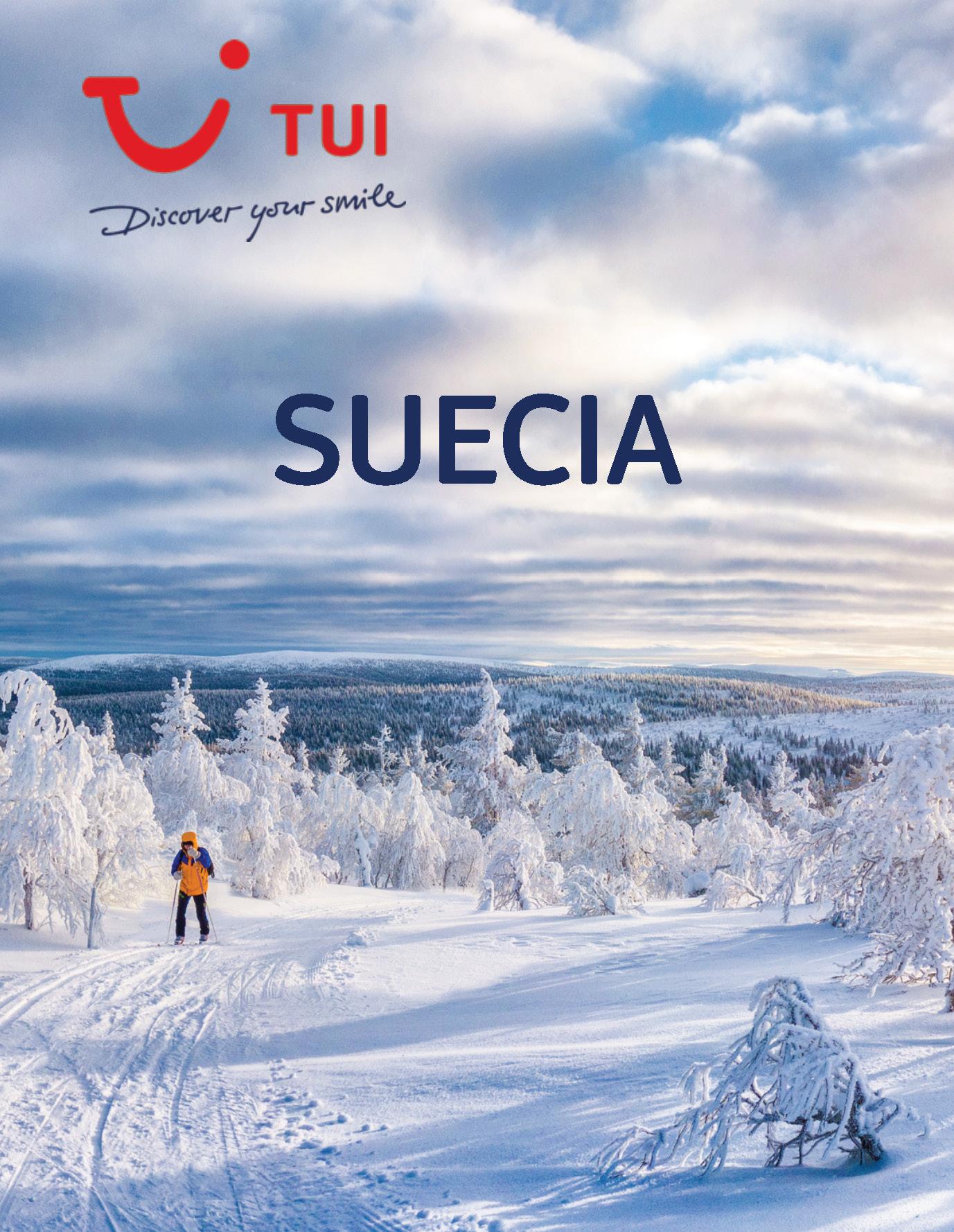 Catalogo TUI Ambassador Tours Suecia 2020-2021