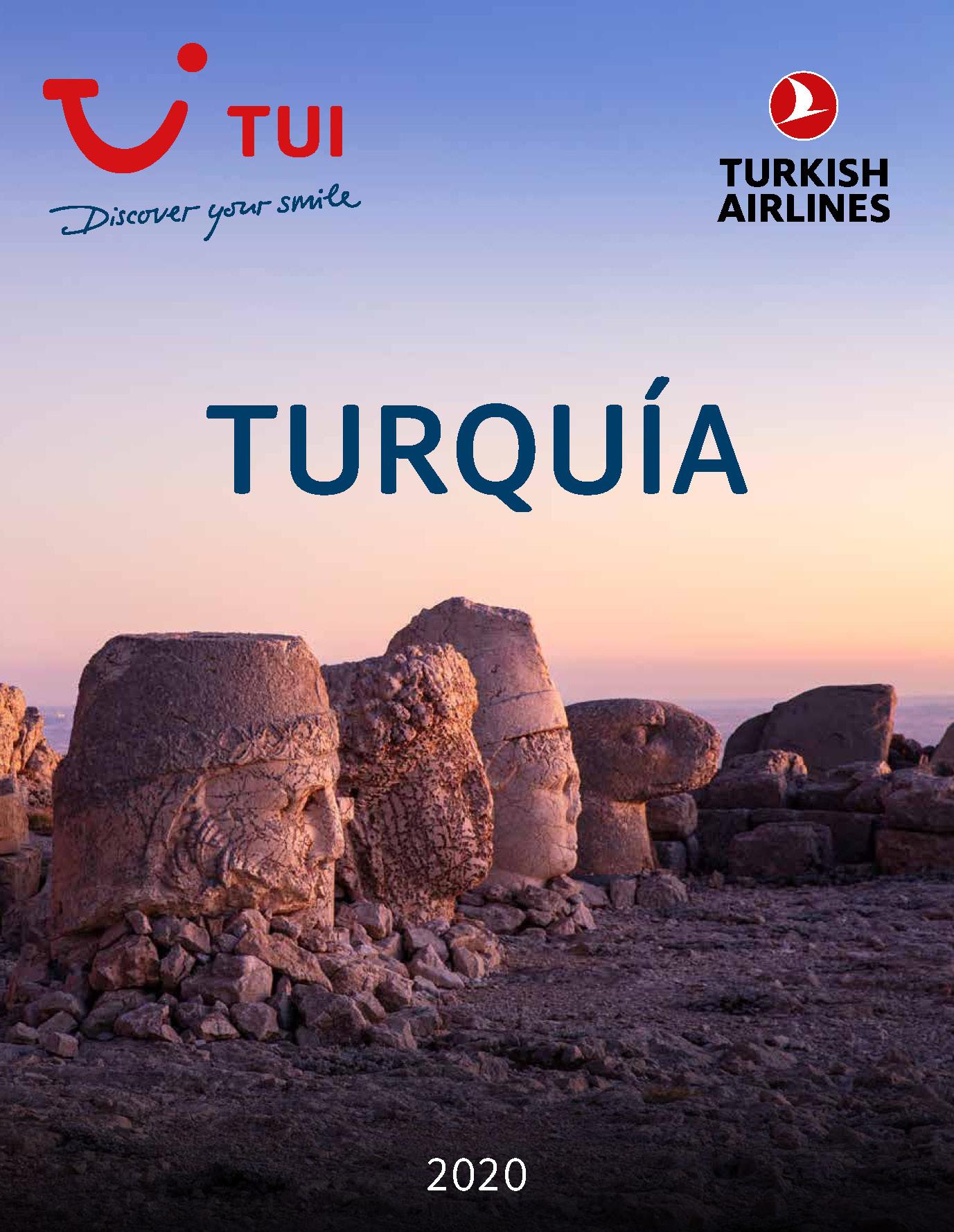 Catalogo TUI Ambassador Tours Turquia 2020