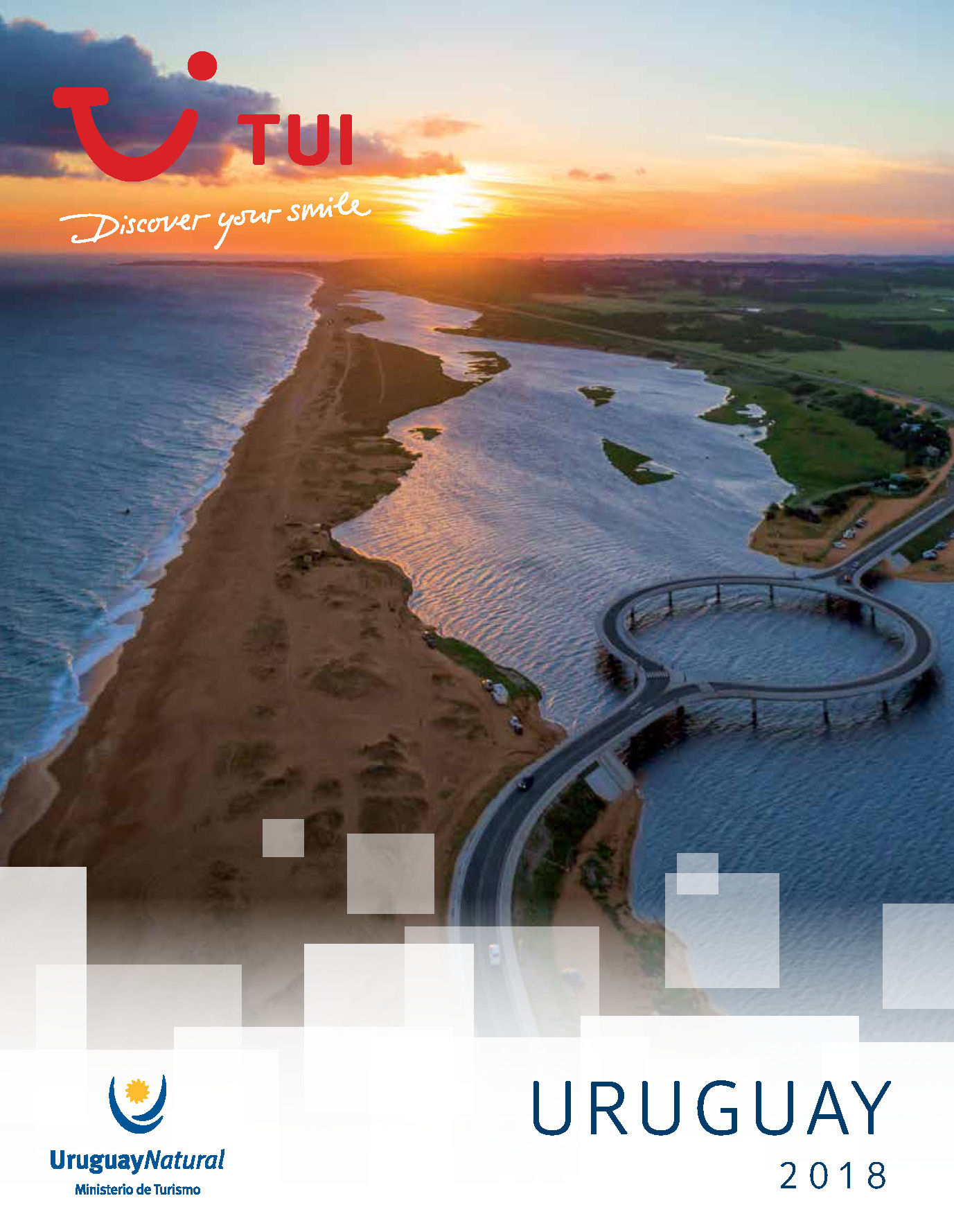 Catalogo TUI Ambassador Tours Uruguay 2018
