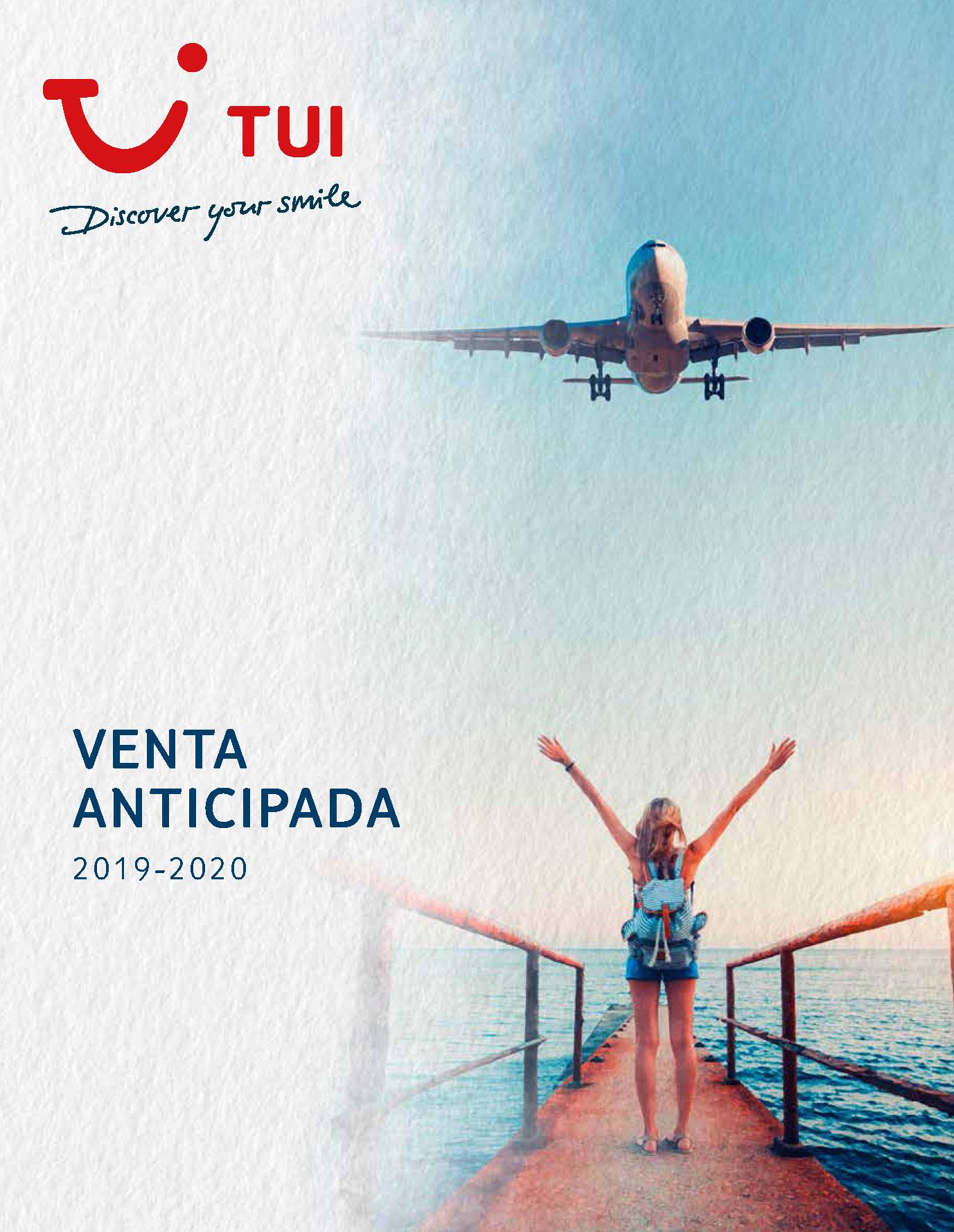 Catalogo TUI Ambassador Tours Venta Anticipada 2019-2020