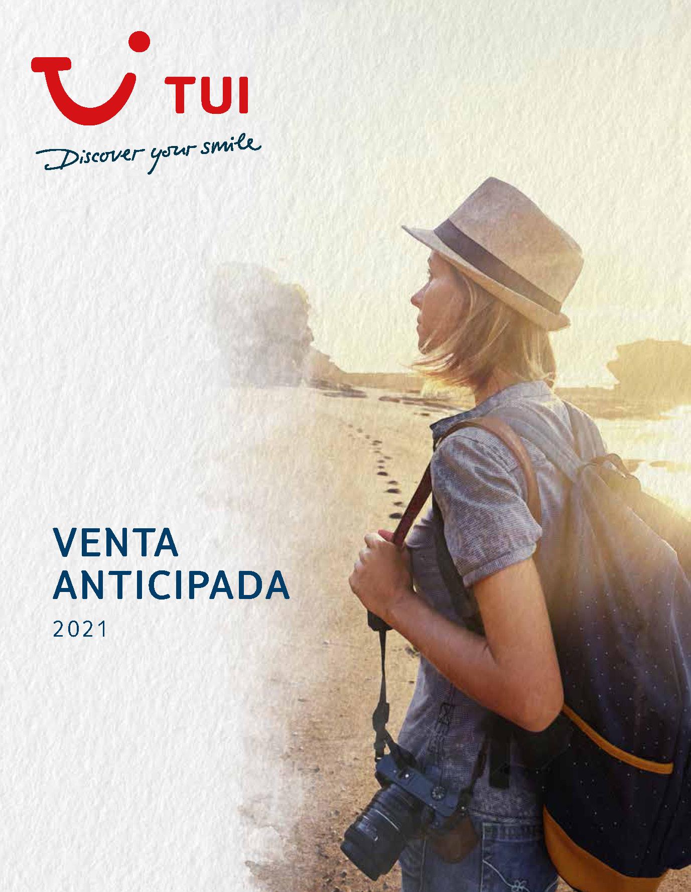 Catalogo TUI Ambassador Tours Venta Anticipada 2021