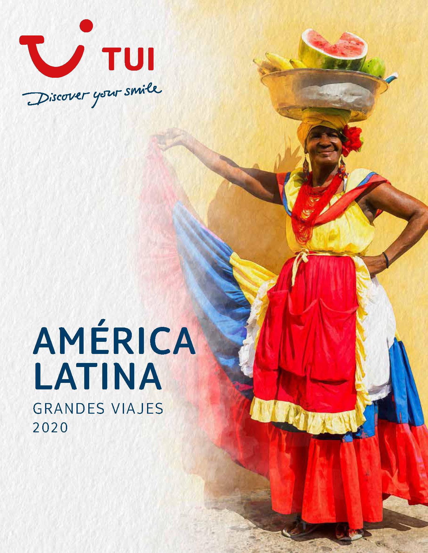 Catalogo TUI America Latina 2020
