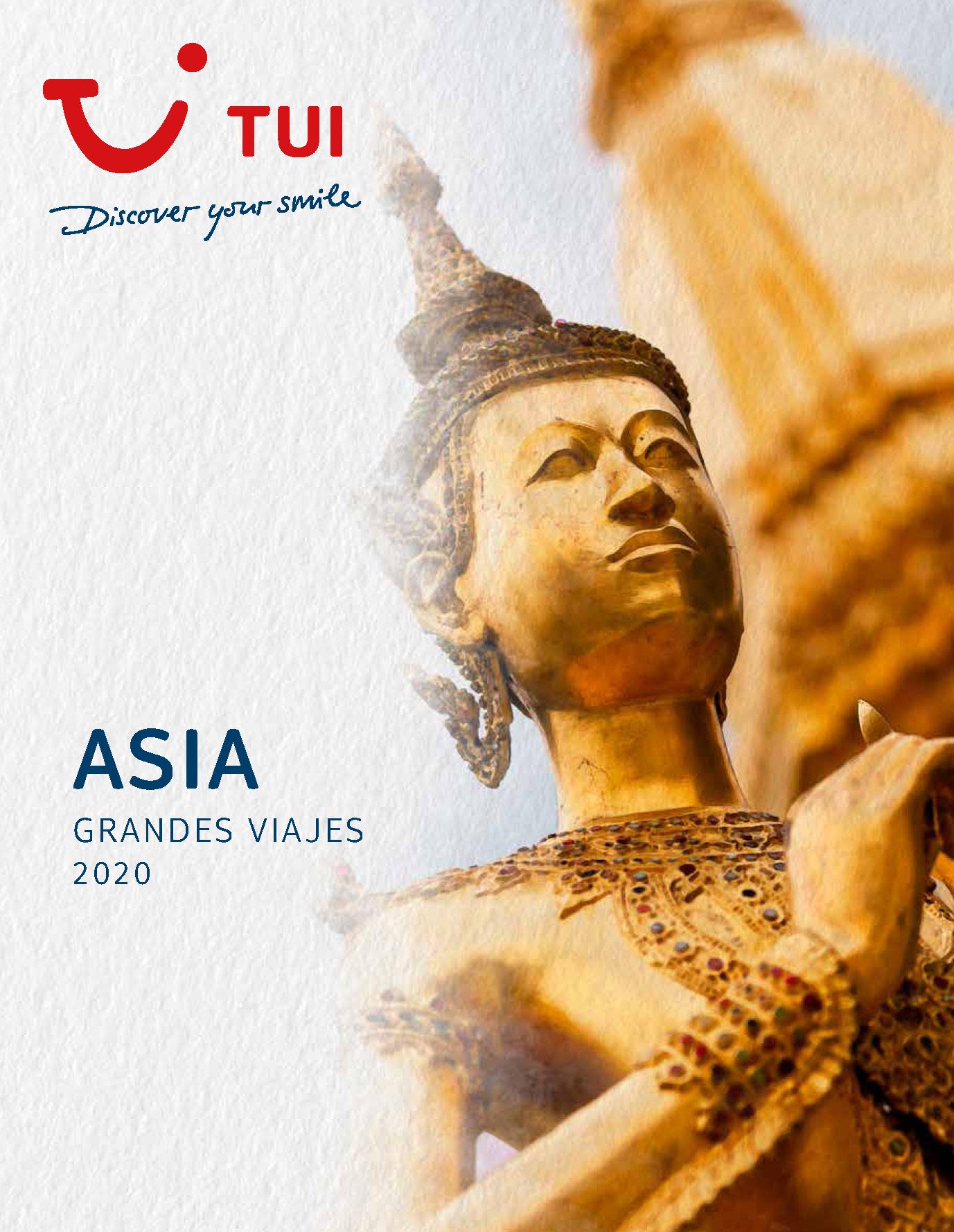 Catalogo TUI Asia 2020