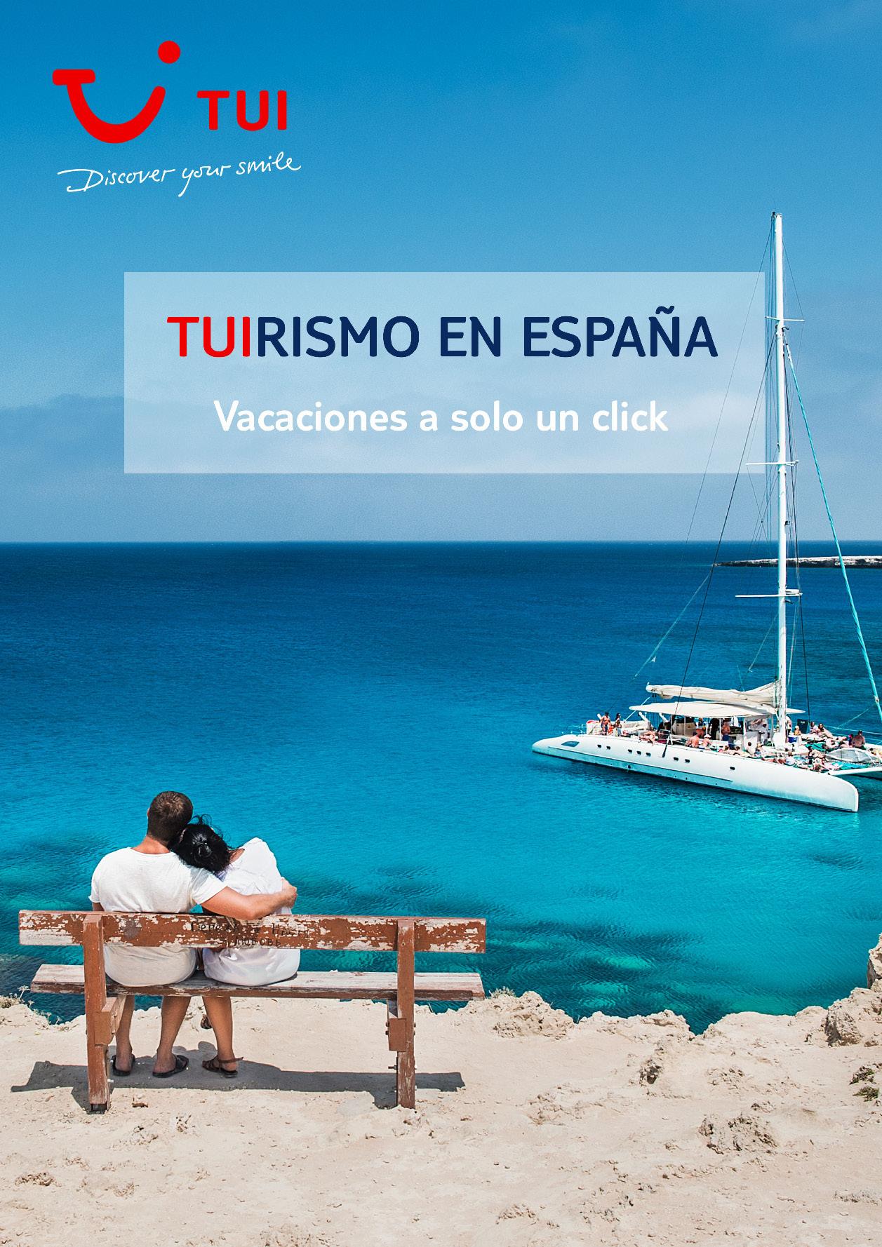 Catalogo TUI Vacaciones en Espana 2020