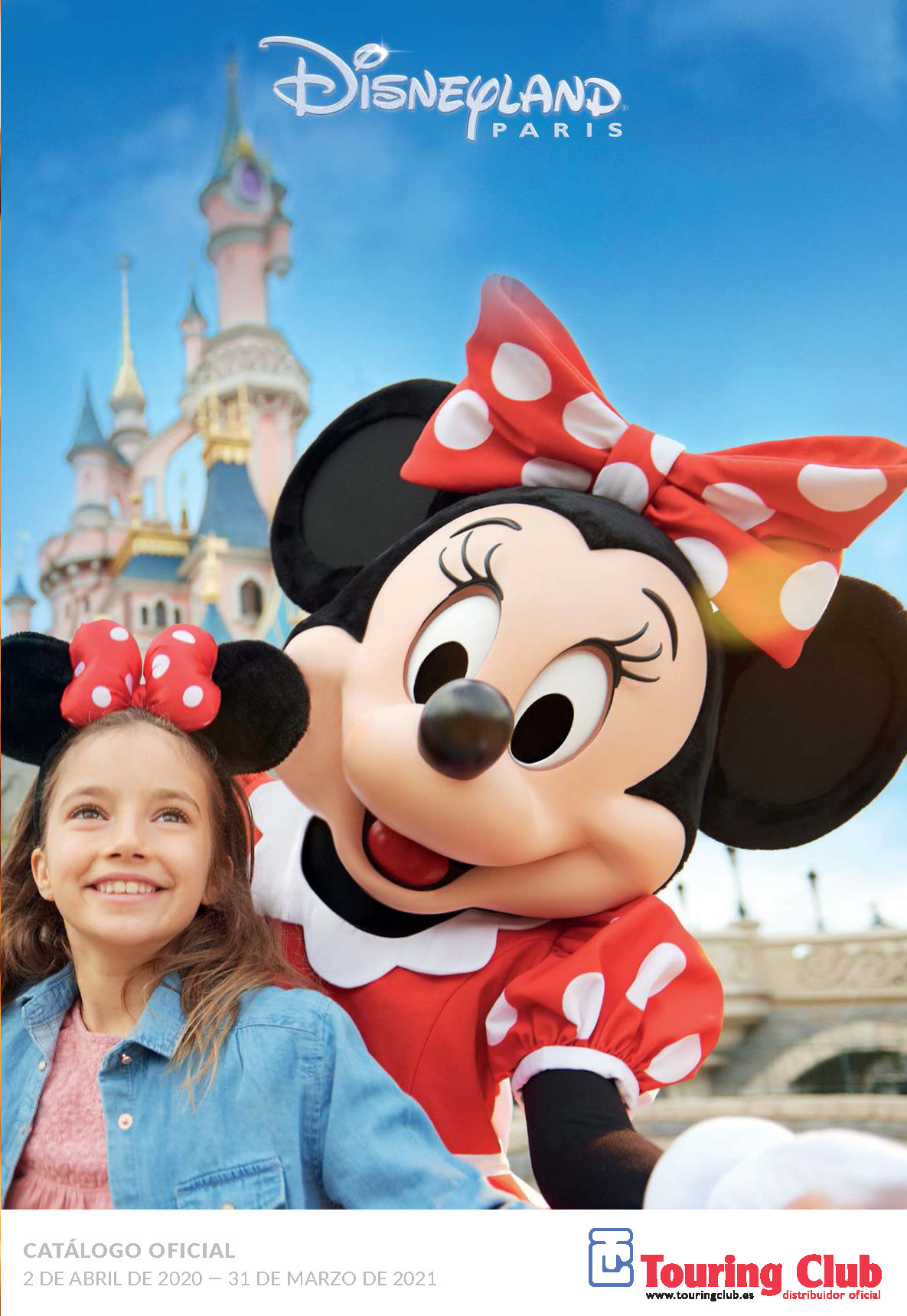 Catalogo Touring Club Disneyland Paris 2020