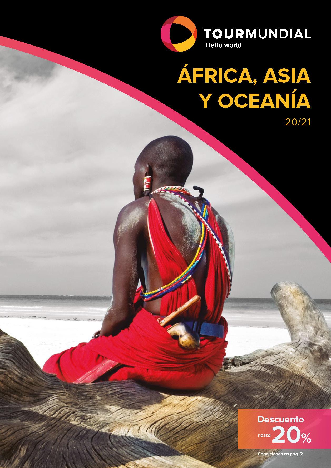 Catalogo Tourmundial Africa Asia y Oceanía 2020-2021