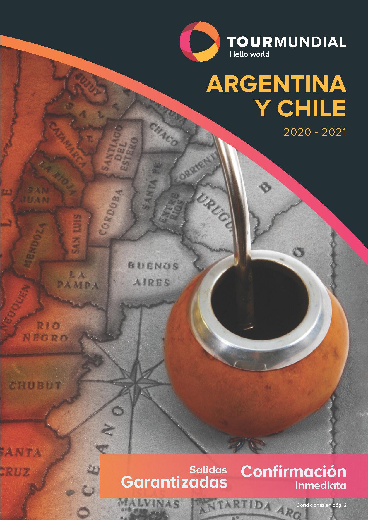 Catalogo Tourmundial Argentina y Chile 2020-2021