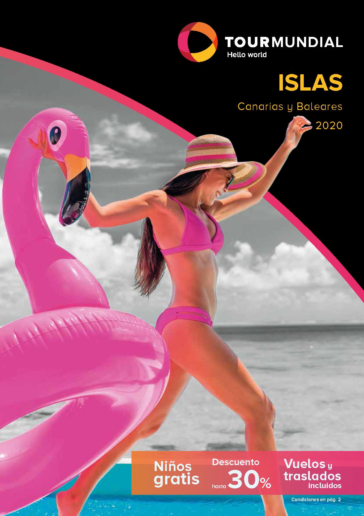 Catalogo Tourmundial Baleares y Canarias 2020