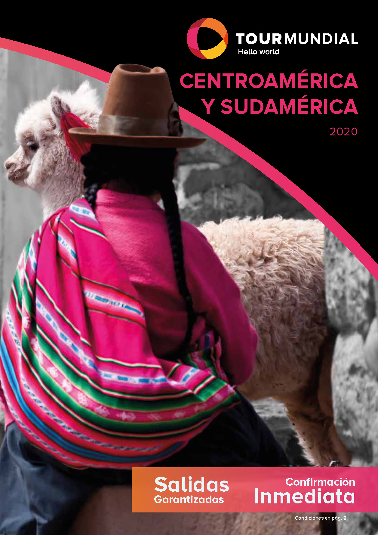 Catalogo Tourmundial Centroamerica y Sudamerica 2020