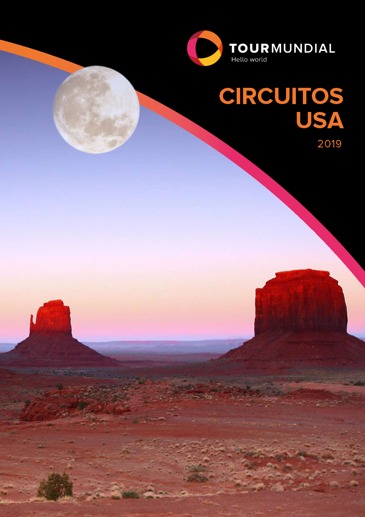 Catalogo Tourmundial Circuitos USA 2019