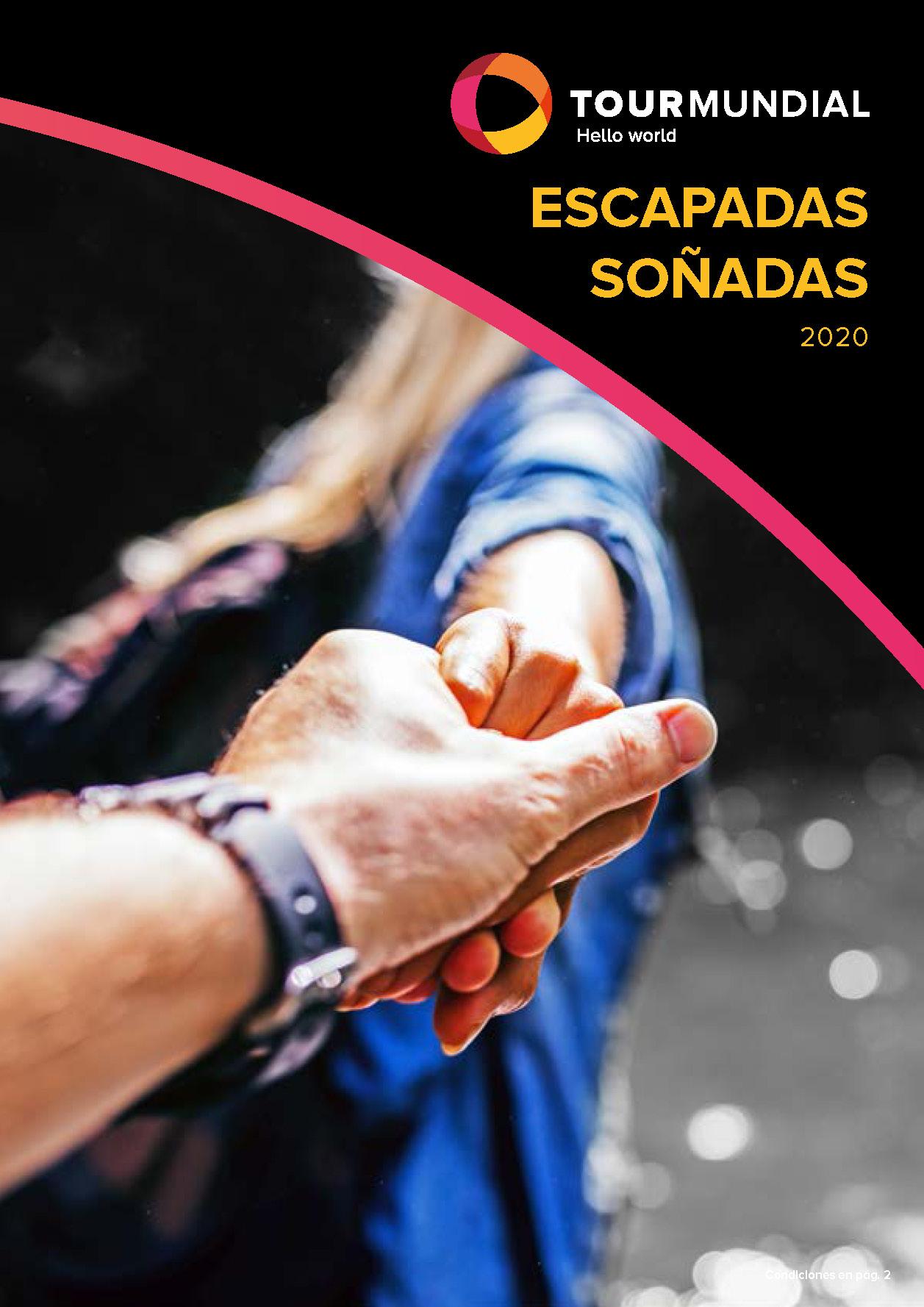 Catalogo Tourmundial Escapadas Soñadas 2020