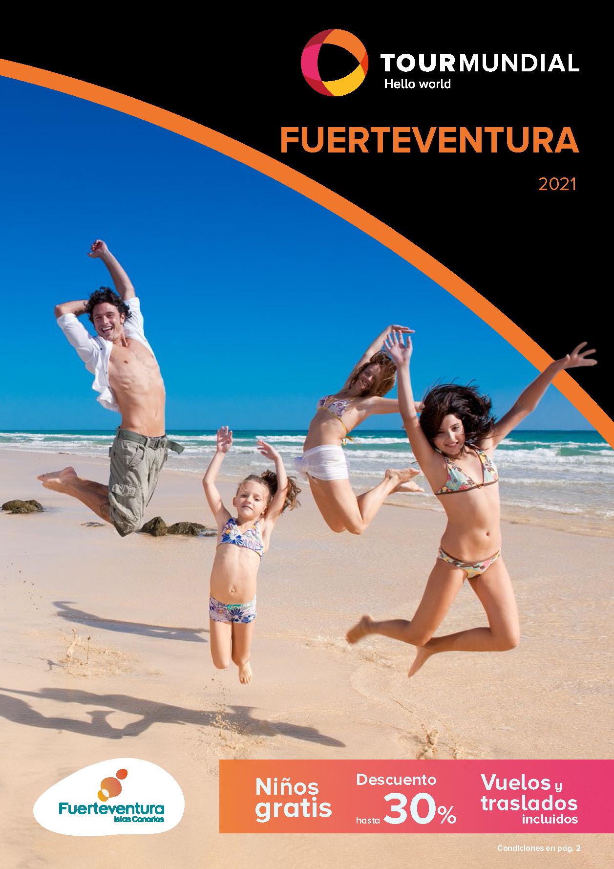 Catalogo Tourmundial Fuerteventura 2021