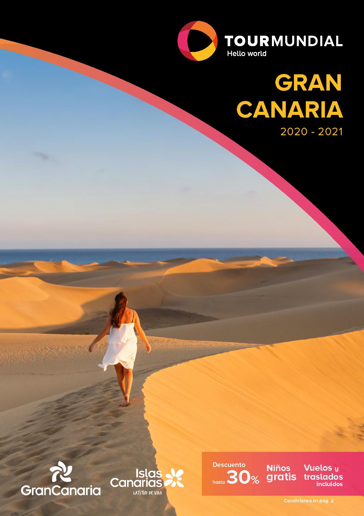 Catalogo Tourmundial Gran Canaria 2020-2021