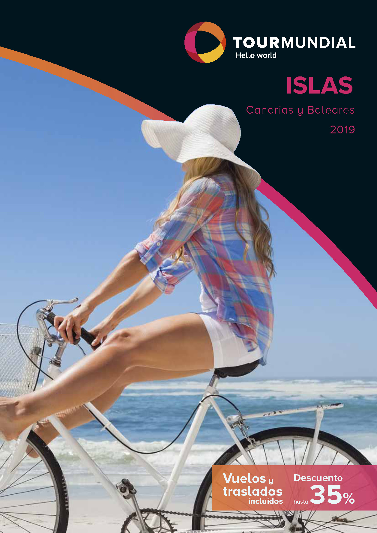 Catalogo Tourmundial Islas Baleares y Canarias 2019