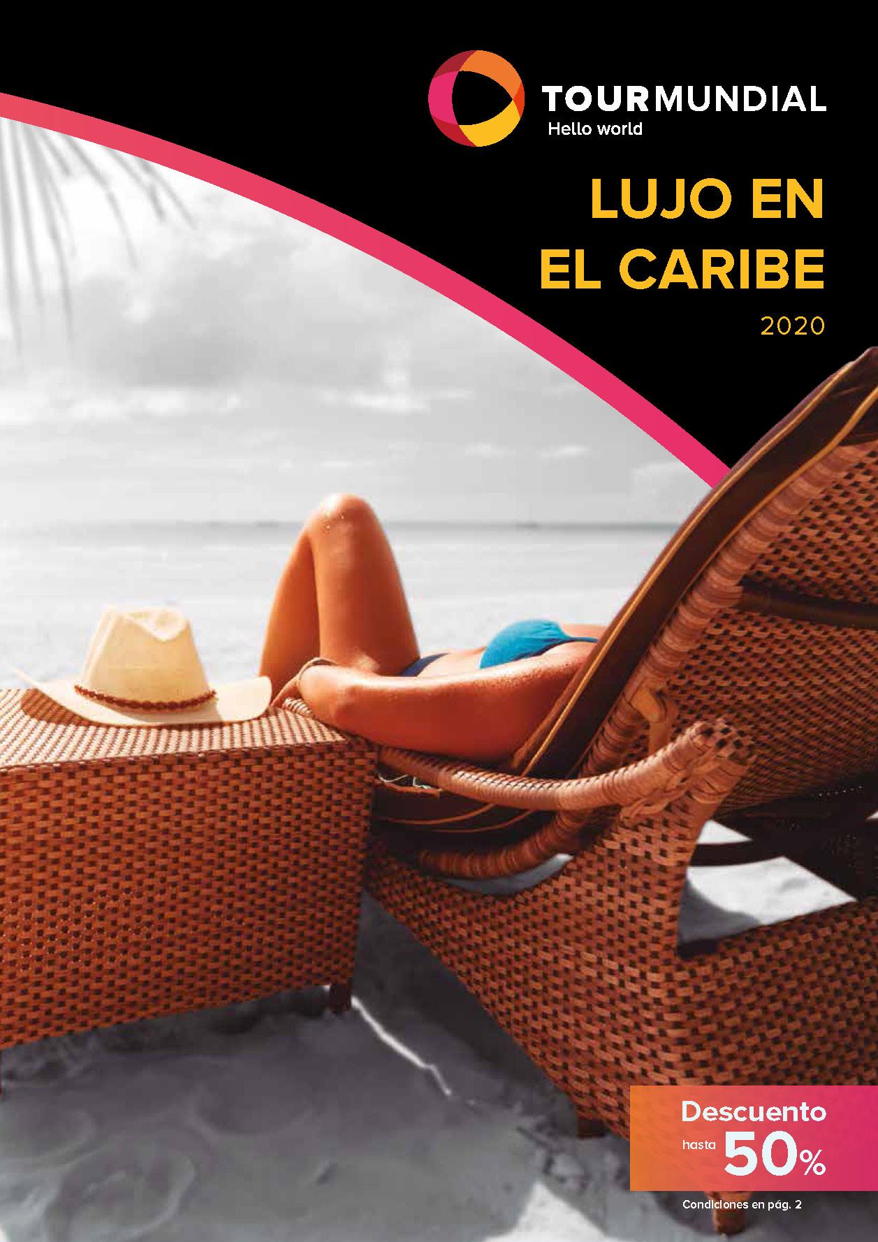 Catalogo Tourmundial Lujo en el Caribe 2020