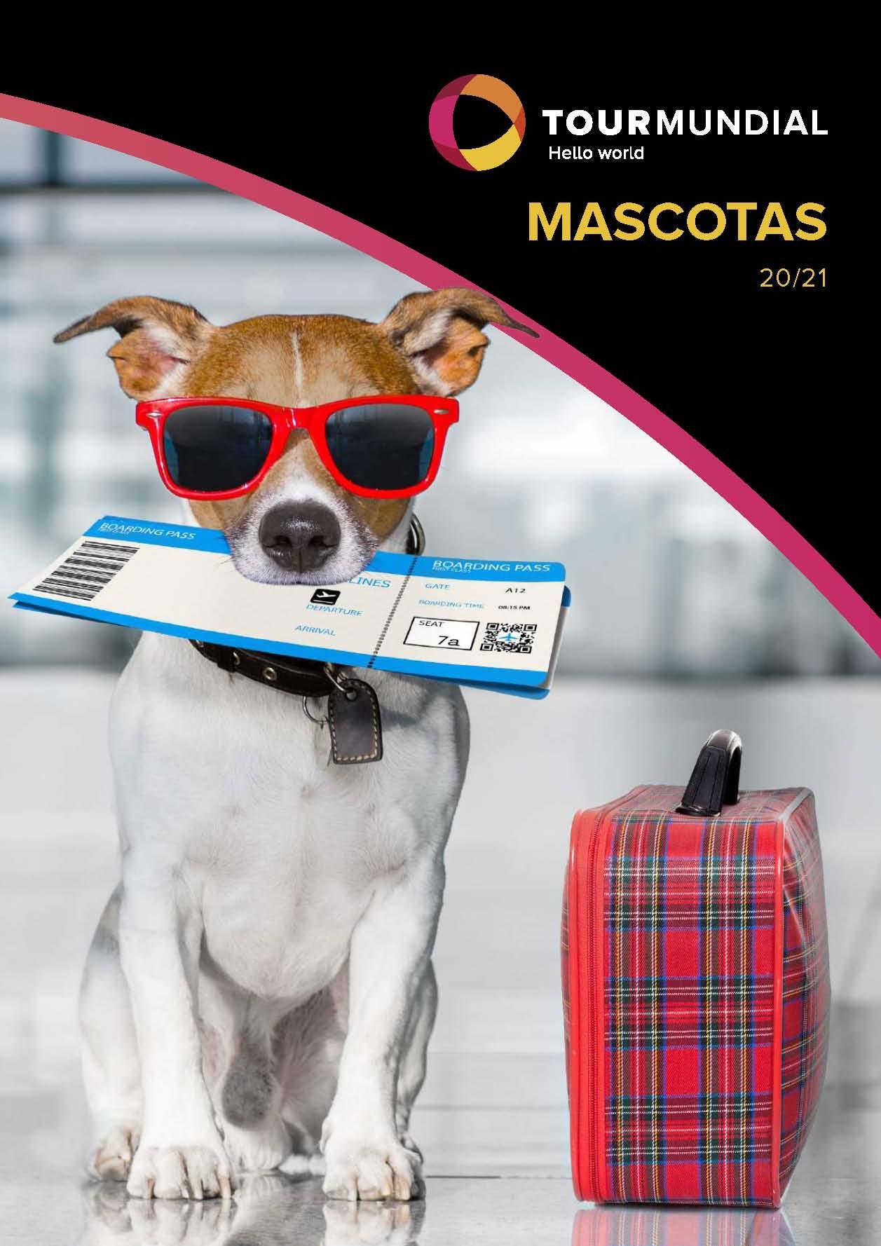 Catalogo Tourmundial Mascotas 2021