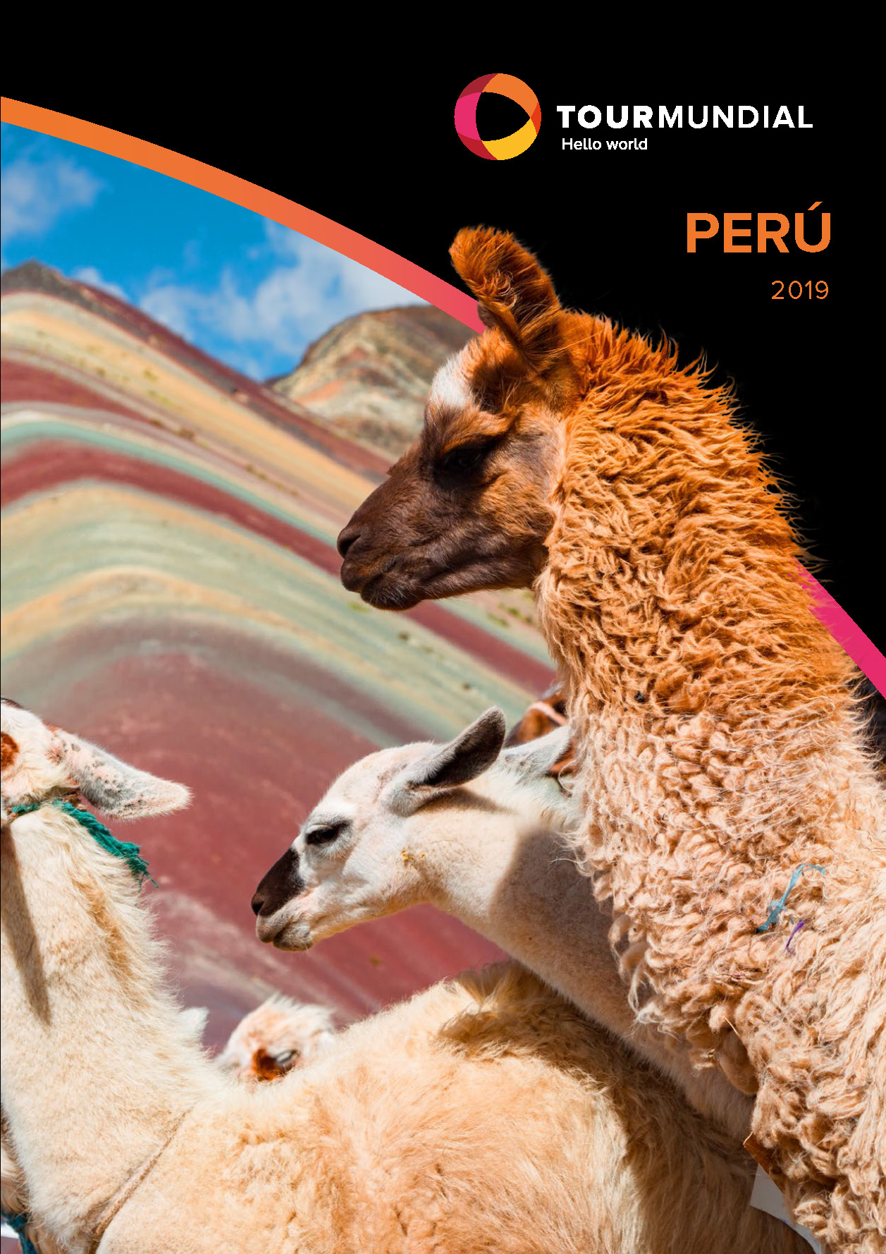 Catalogo Tourmundial Peru 2019