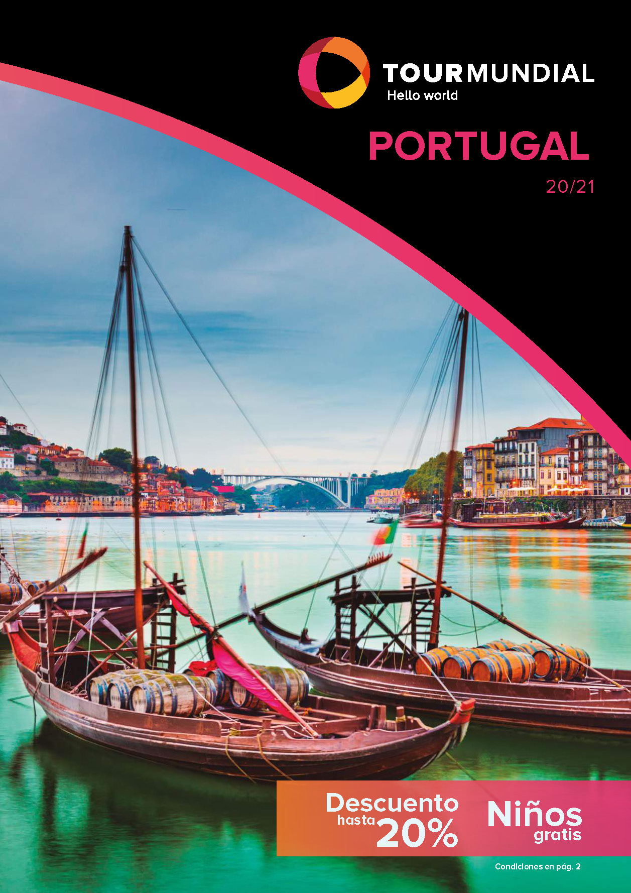 Catalogo Tourmundial Portugal 2020-2021