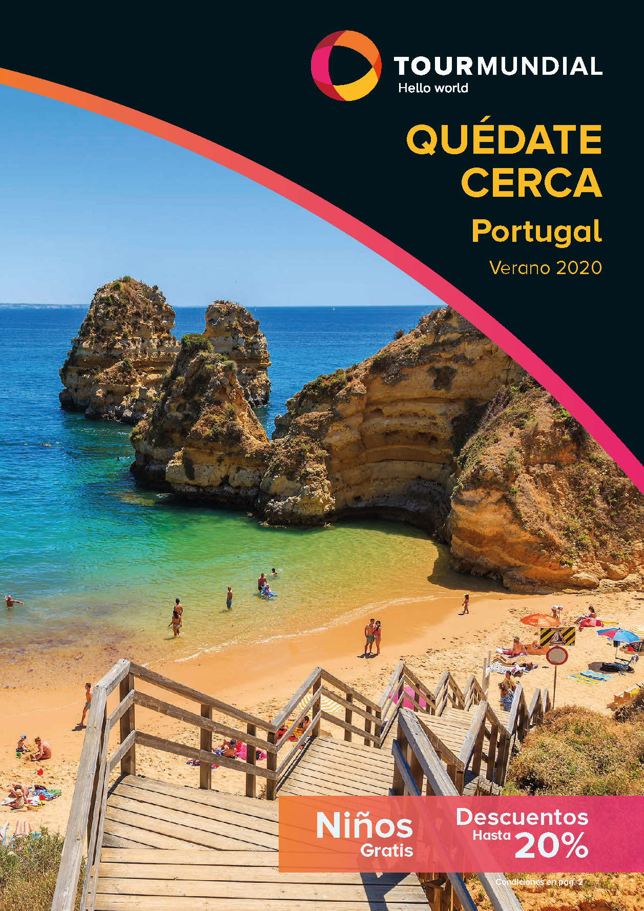 Catalogo Tourmundial Portugal Verano 2020