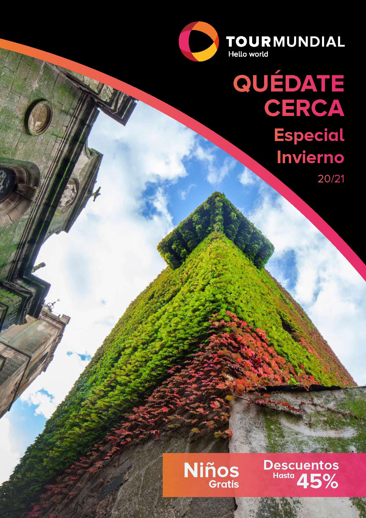 Catalogo Tourmundial Quedate Cerca Invierno 2020-2021