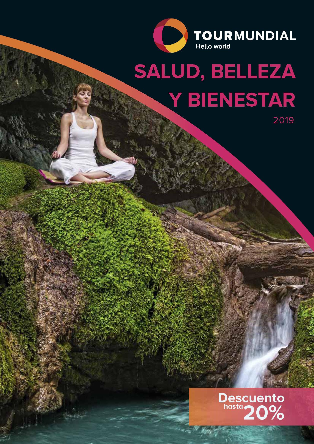 Catalogo Tourmundial Salud, Belleza y Bienestar 2019