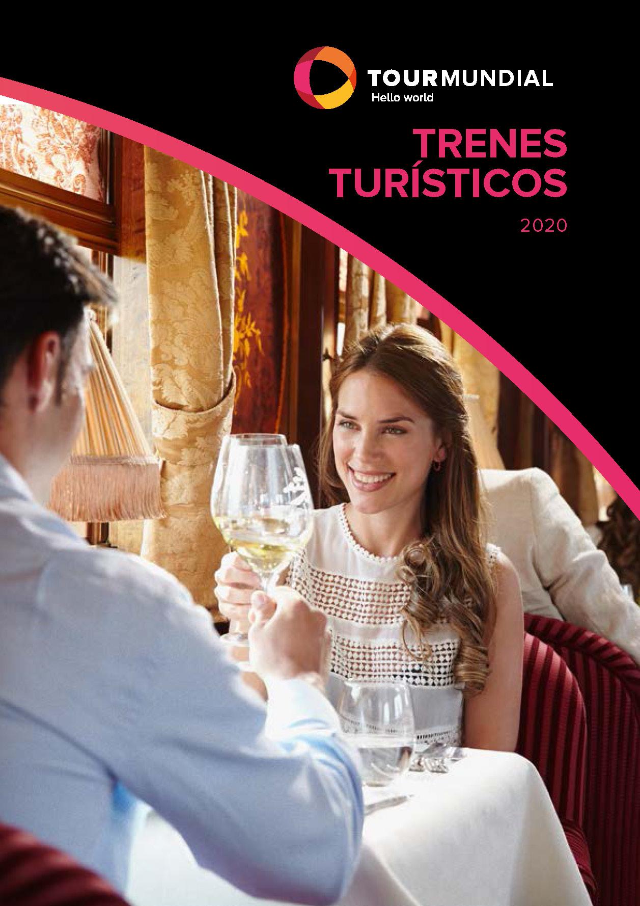 Catalogo Tourmundial Trenes Turísticos de lujo 2020