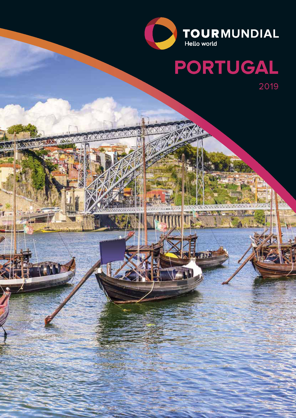 Catalogo Tourmundial Vacaciones en Portugal 2019