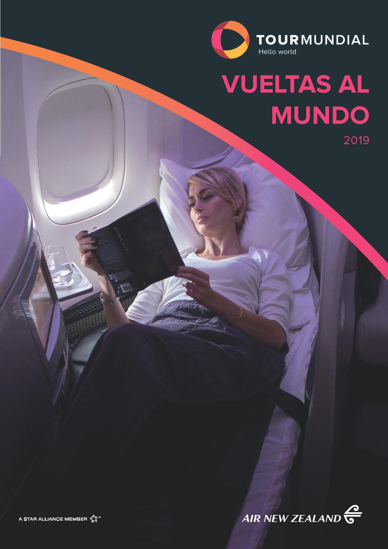 Catalogo Tourmundial Vueltas al Mundo 2019