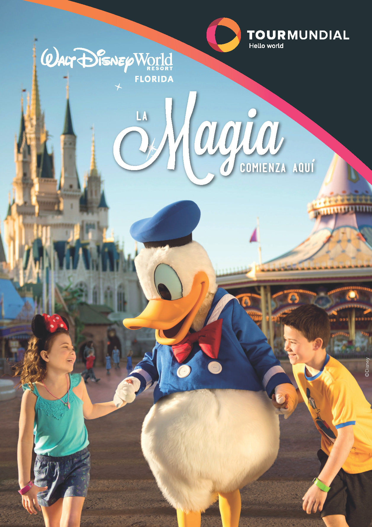 Catalogo Tourmundial Walt Disney World Resort Florida 2020