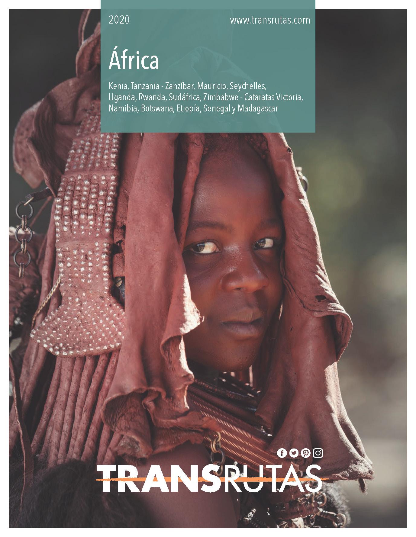 Catalogo Transrutas Africa 2020