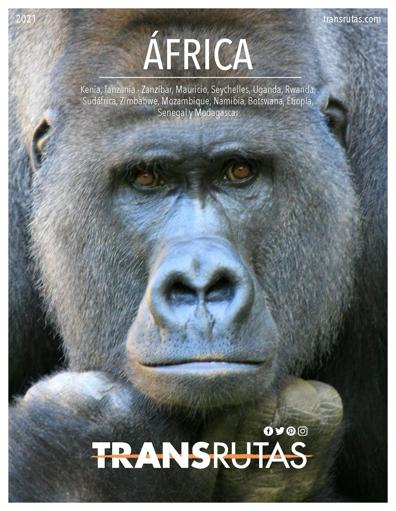 Catalogo Transrutas Africa 2021