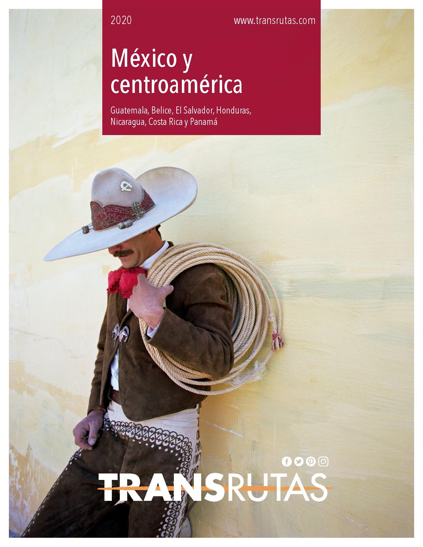 Catalogo Transrutas America Central 2020