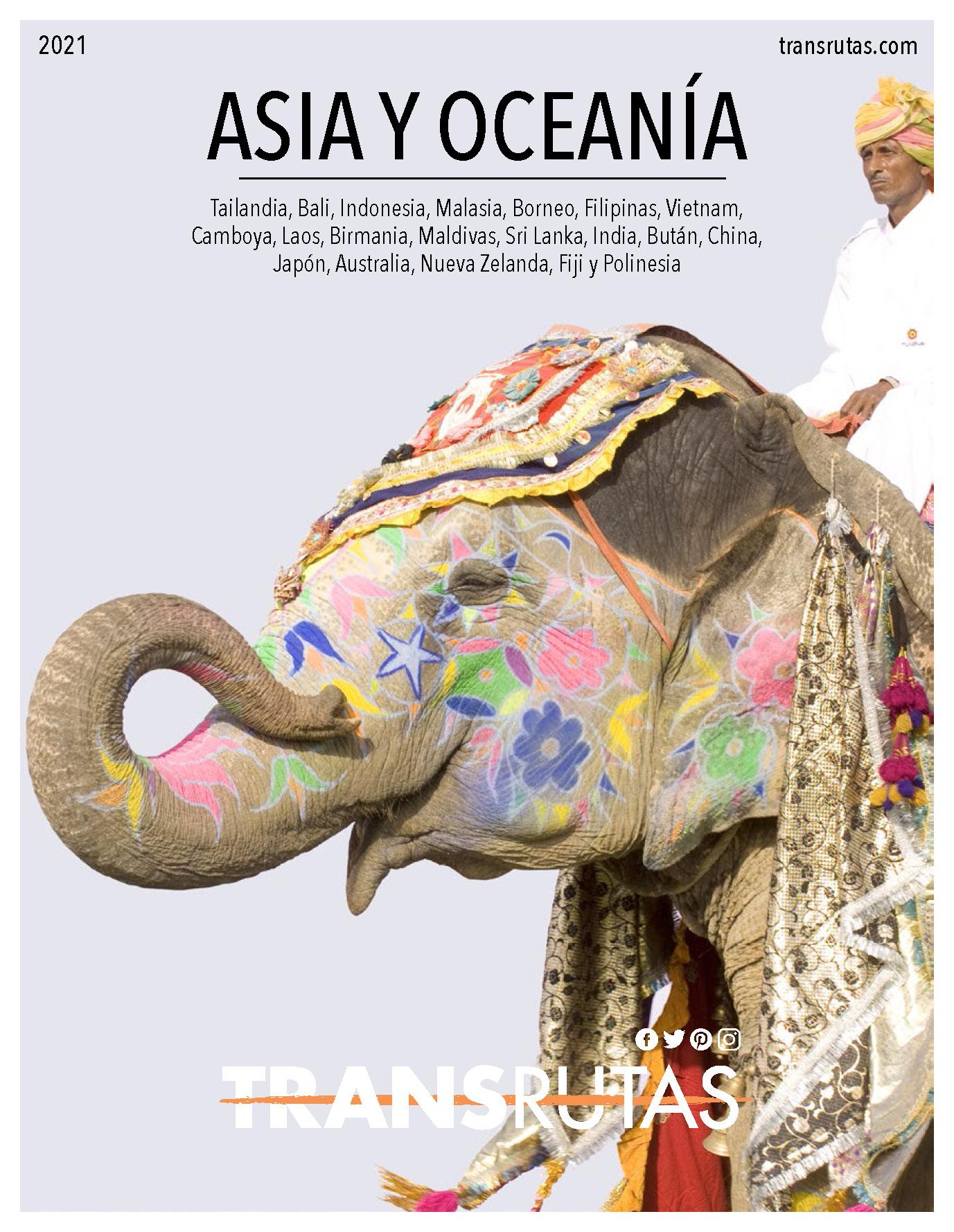 Catalogo Transrutas Asia y Oceania 2021