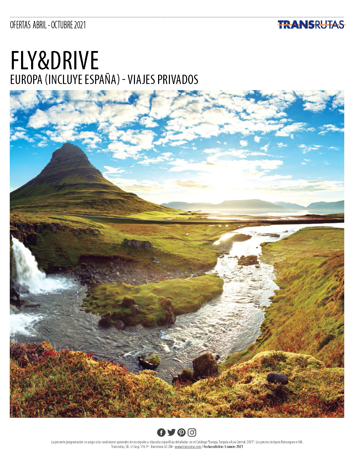 Catalogo Transrutas Circuitos Fly and Drive 2021